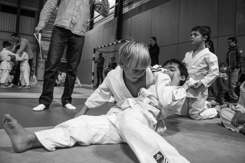 stage d'été de judo