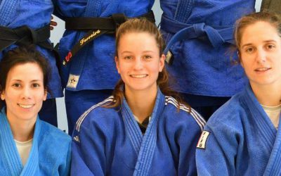 Lise Keller ou l'amour du judo